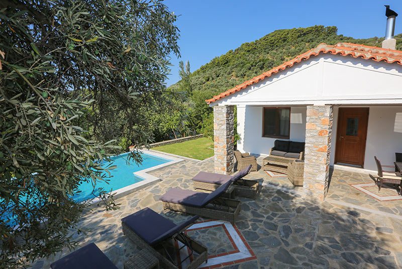 skiathos island villa I