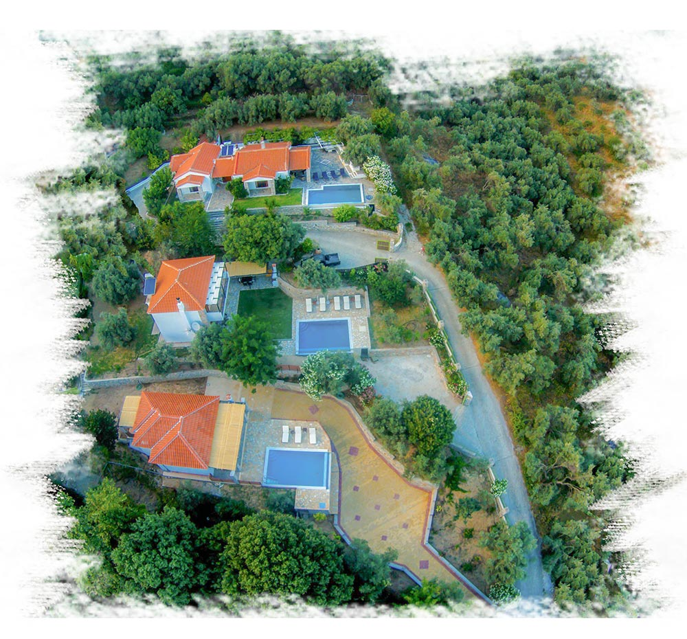 Skiathos Island Villas 1