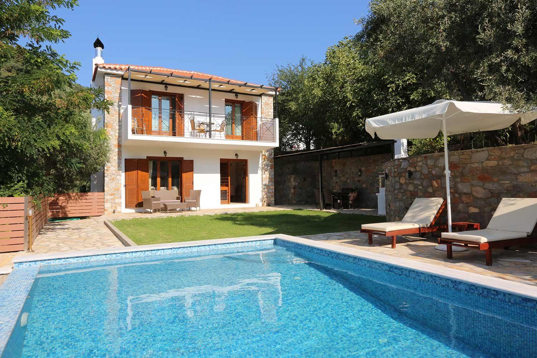 Visit Skiathos Island Villa 2
